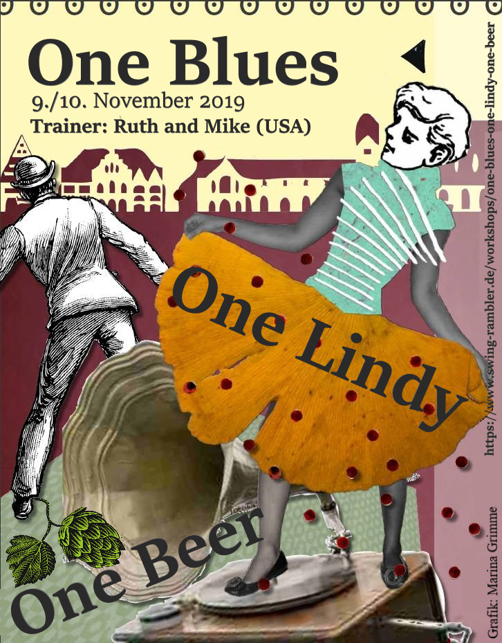 One Blues, One Lindy, One Beer
